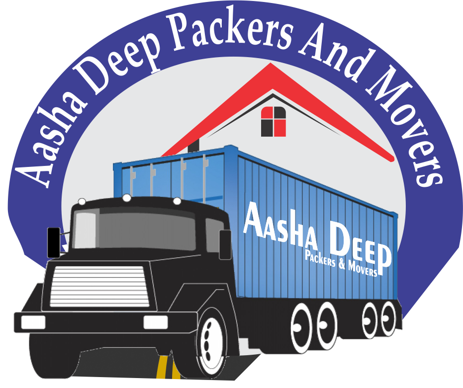 aasha Deep Packers And movers Logo